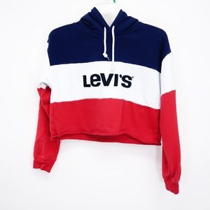 Levi's Levi´s Cinched Colorblock USA Hoodie